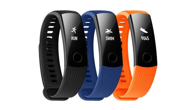 Honor Band 3 launched