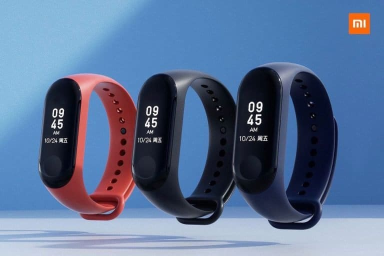 Xiaomi Mi Band 3 with NFC payments and 50-meter water resistance announced