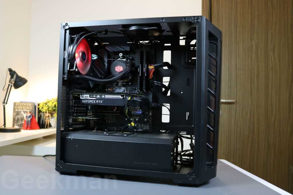 Cooler Master Box MB511 RGB