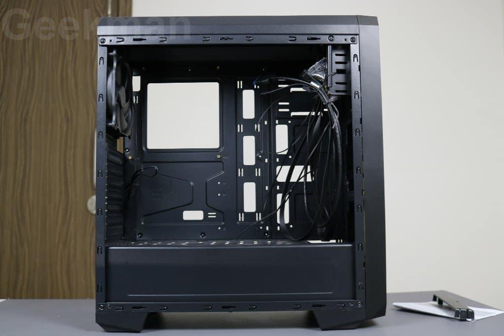 Antec NX200 inside