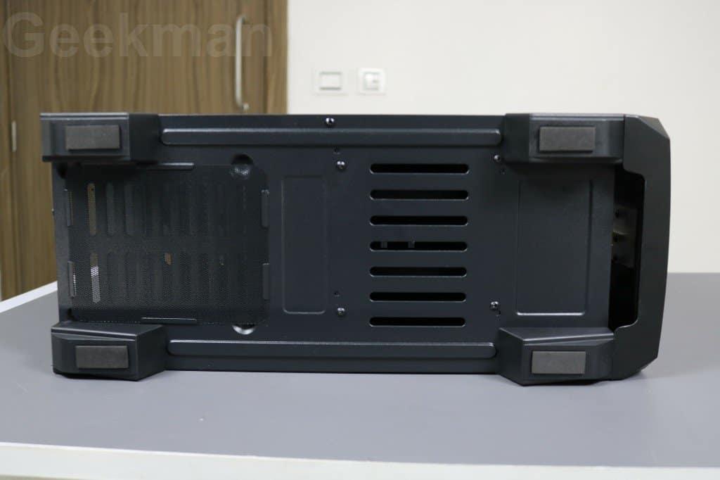 Antec NX200 bottom side