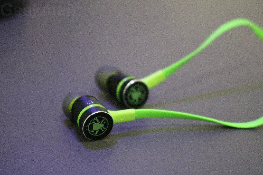 Plextone gaming earphones
