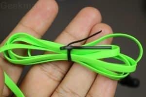 Plextone G20 wire