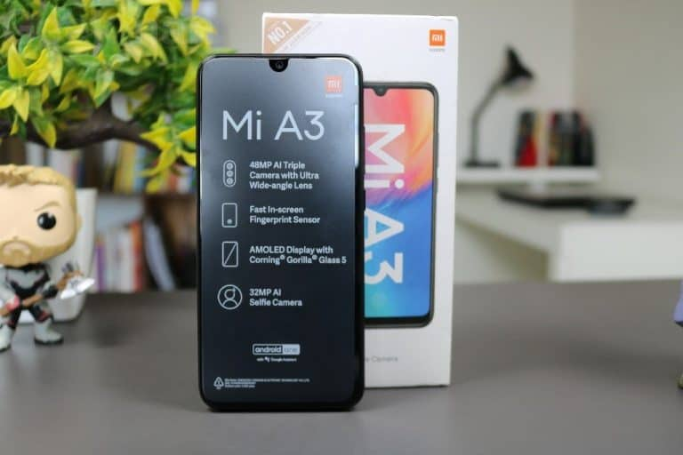 Xiaomi Mi A3 First Impressions and Unboxing, Android One Smartphone