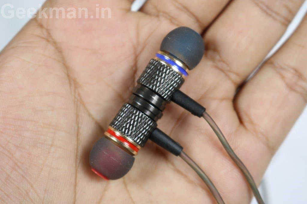 Plextone DX2 gaming earphones