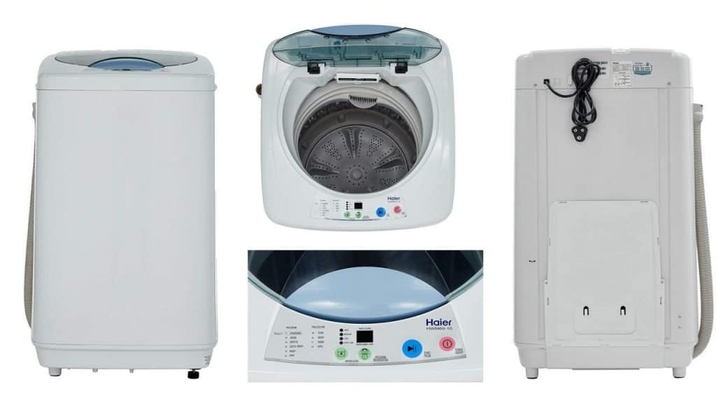 haier 6kg Fully-Automatic Top Loading