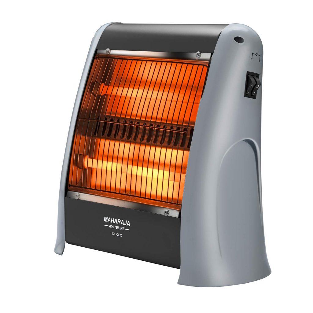 Maharaja Whiteline 800-Watt Quartz Heater