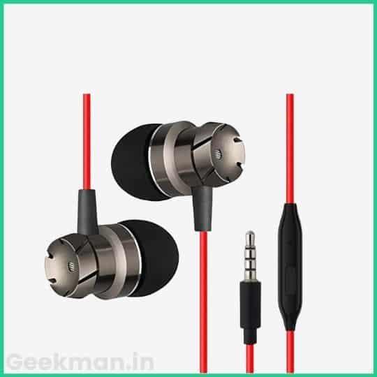 pTron HBE6 best earphones under 500