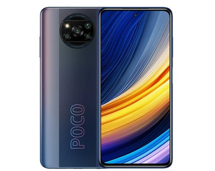 Poco X3 Pro Launched