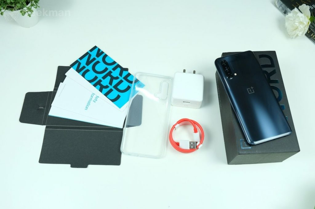 OnePlus Nord CE unboxing