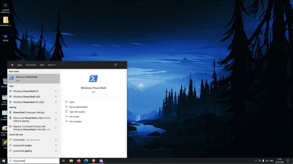 How To Remove Cortana From Windows 10