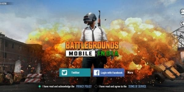 Sign up for a New Battlegrounds Mobile India
