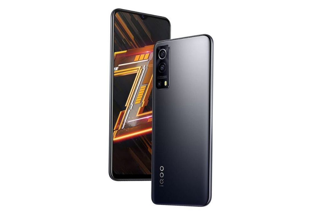 iQOO Z3 5G Launched
