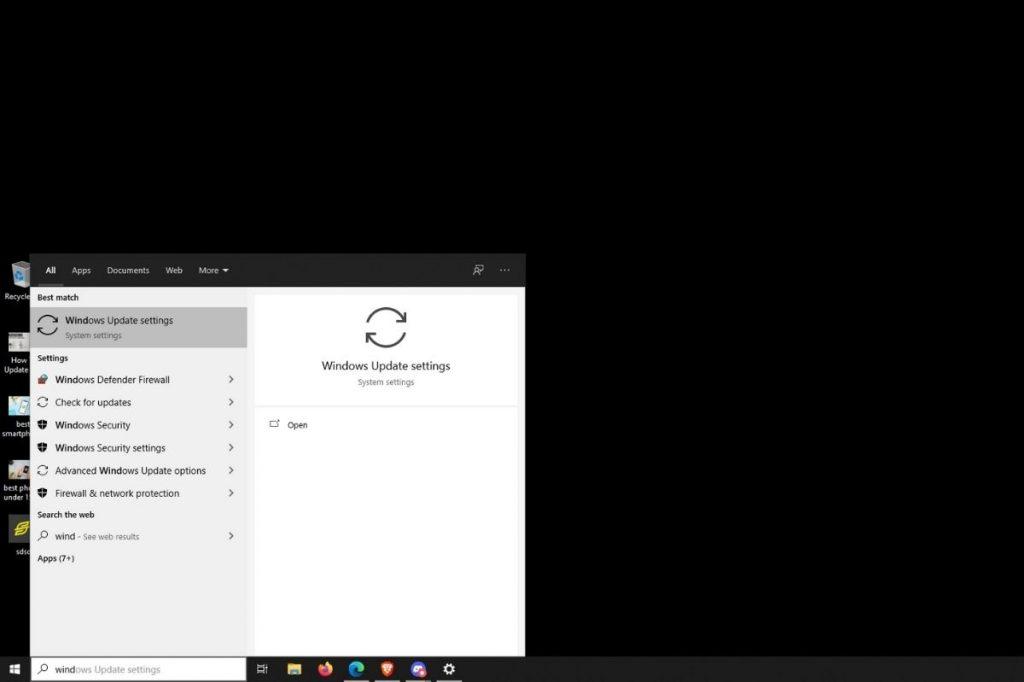 Windows update drivers update