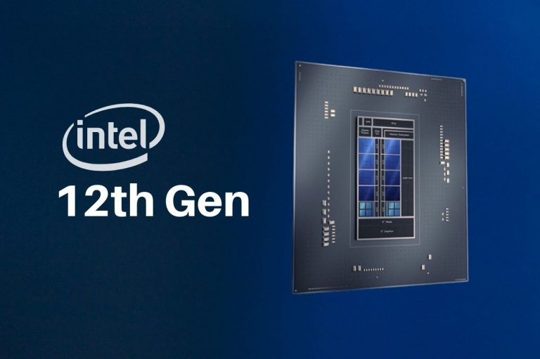 Intel Introduced Their 12th Gen Core CPU Line-Up Codenamed, Alder Lake