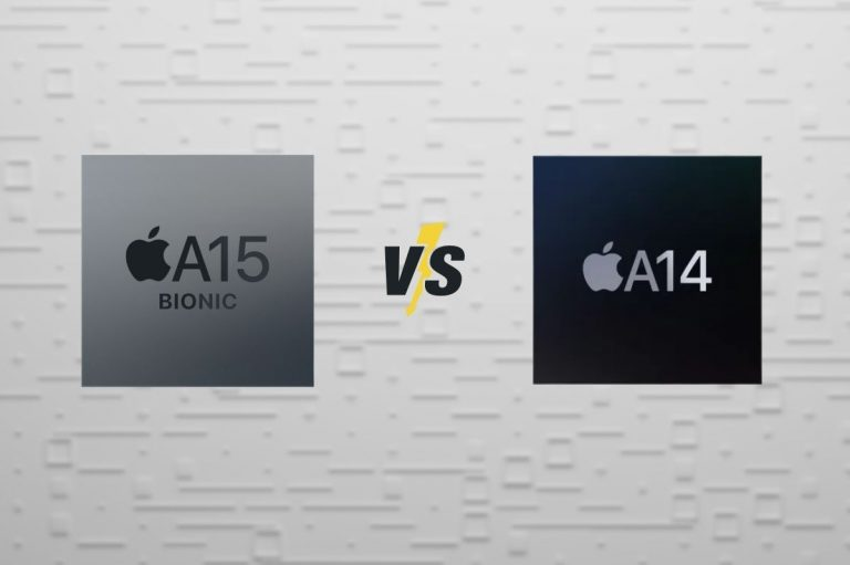 Clash of Titans: The A14 Bionic Chip vs A15 Bionic Chip, What's The Update