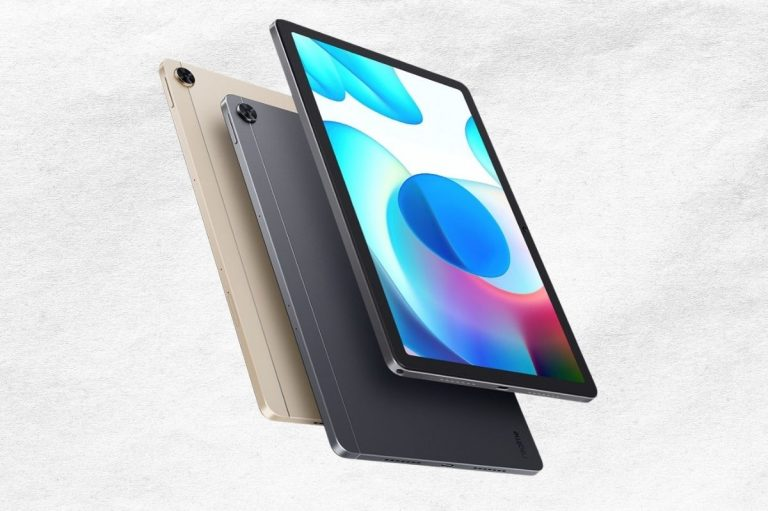 Realme Tab Launched In India At Rs. 13,999, Comes With 6.9mm Metal Body and 10.4-inch WUXGA+ Display